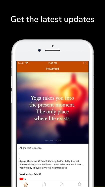 Hot Yoga Plus San Mateo screenshot-5