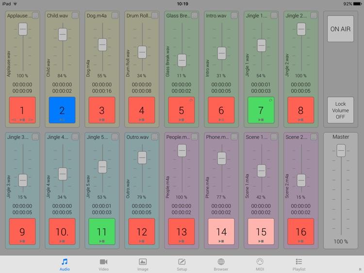 iMiX16 Go screenshot-0