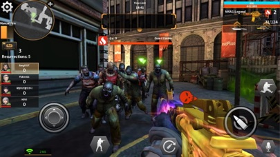 Screenshot from Fatal Raid - No.1 Mobile FPS