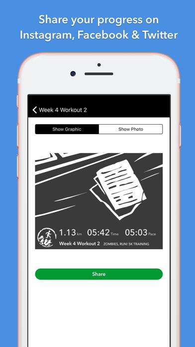 Zombies, Run! 5k Trainingのおすすめ画像5