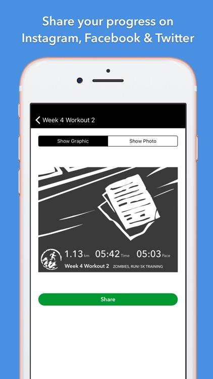 Zombies, Run! 5k Training screenshot-4