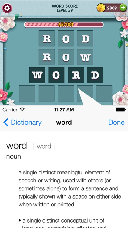 WordGames: Cross,Connect,Score screenshot-5