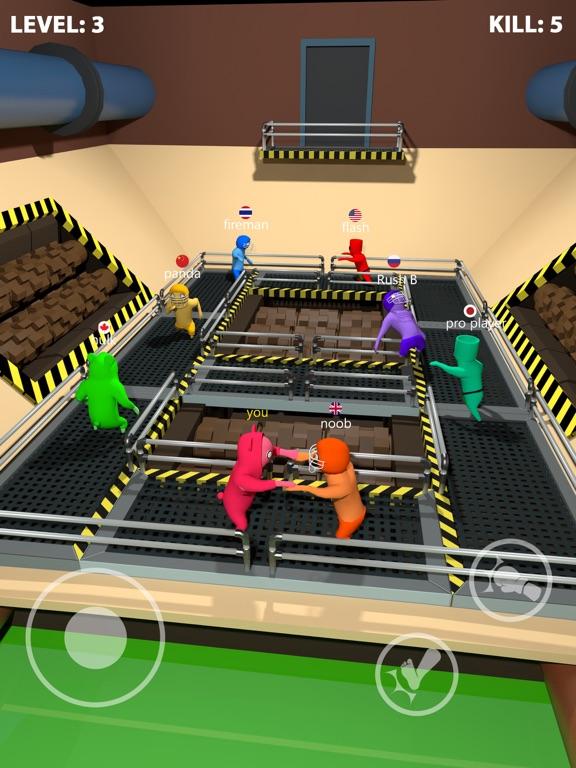 Gangster Human Fight Simulatorのおすすめ画像1