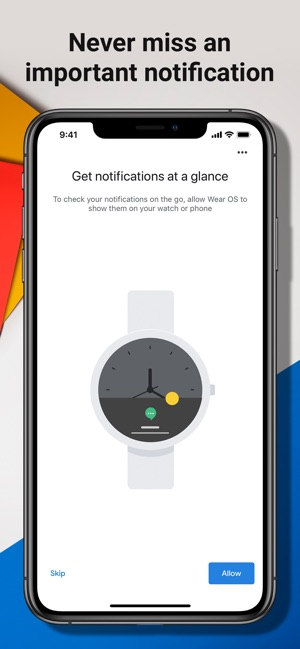 Wear OS by Google – Smartwatch on the App Store