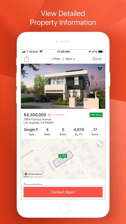 Xome: Real Estate screenshot-5