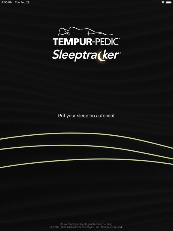Tempur-Pedic® Sleeptracker® screenshot 5