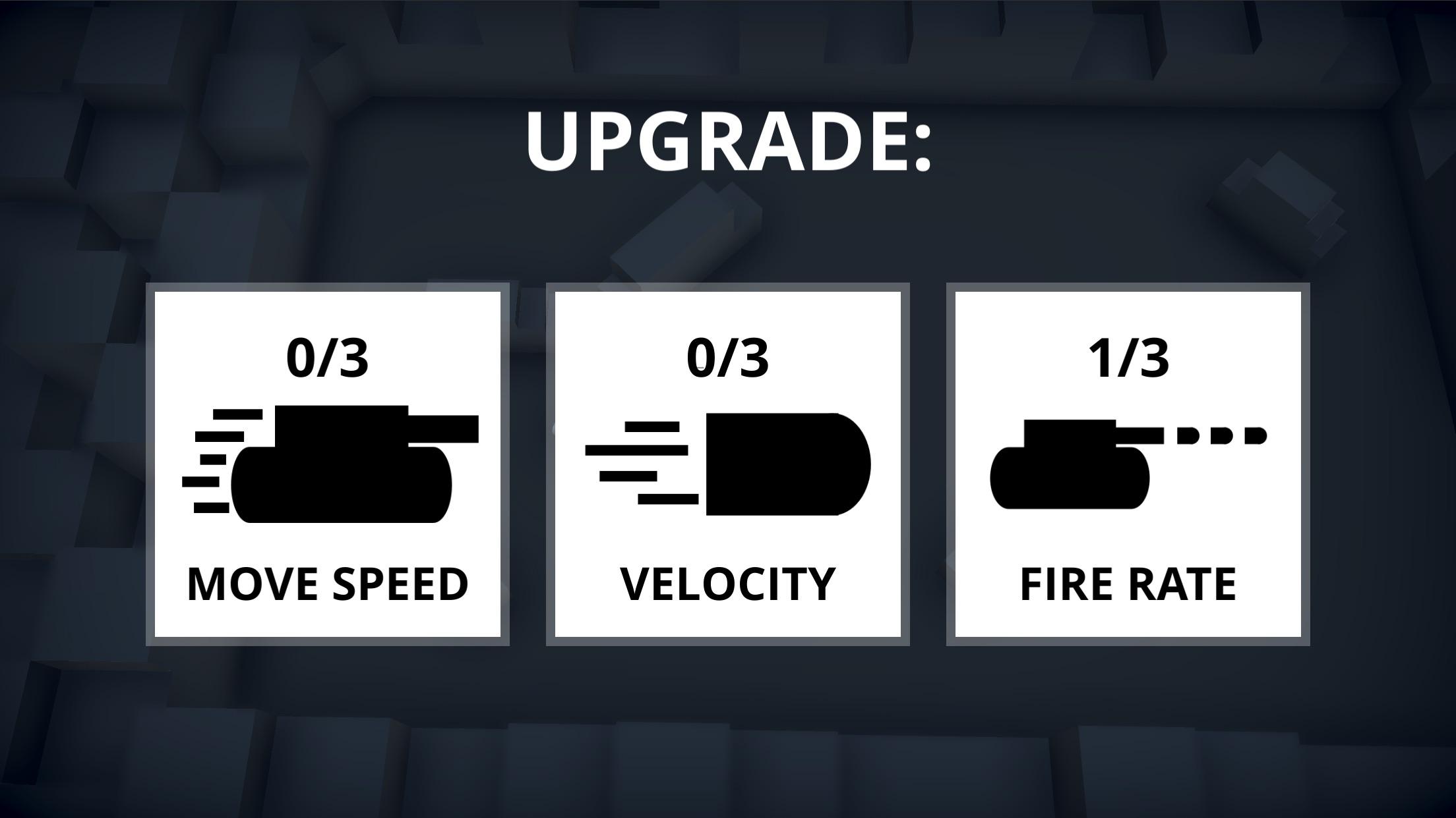 Screenshot do app Tiny Tanks!