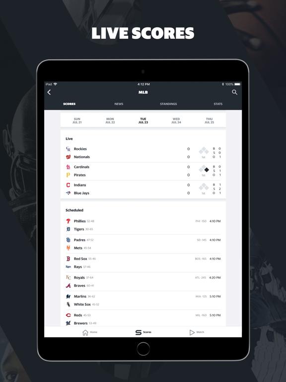 Yahoo Sports: Watch Live NFL-ipad-1