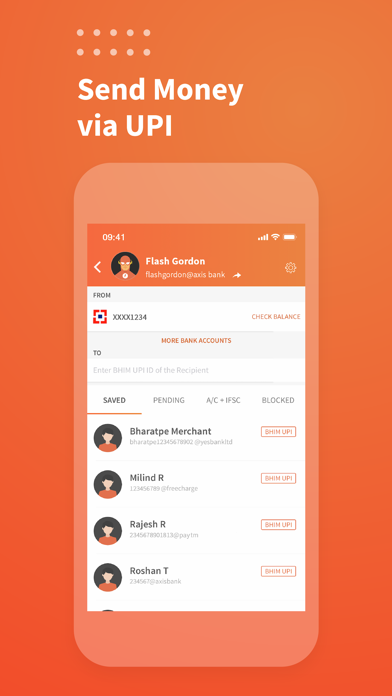 Freecharge - Payments & Wallet screenshot three