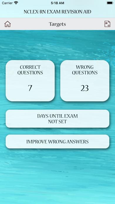 NCLEX RN Exam Revision Aid screenshot 4