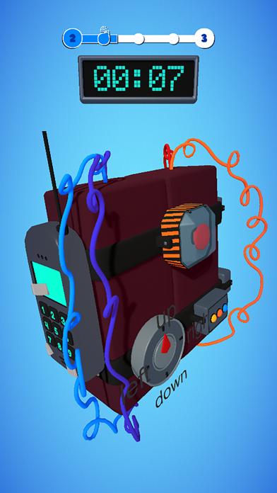 Bomb Bang 3D! screenshot 4
