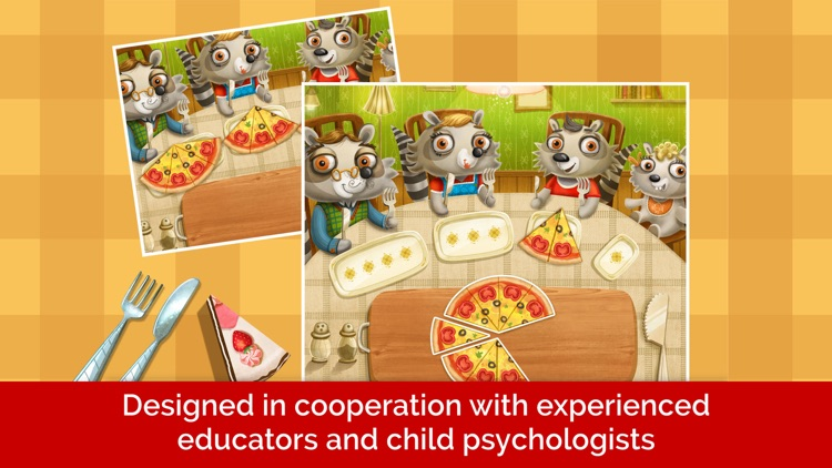 Learning games for toddlers 3+