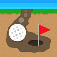 ボール の巣 -穴を掘ってボールを導け!