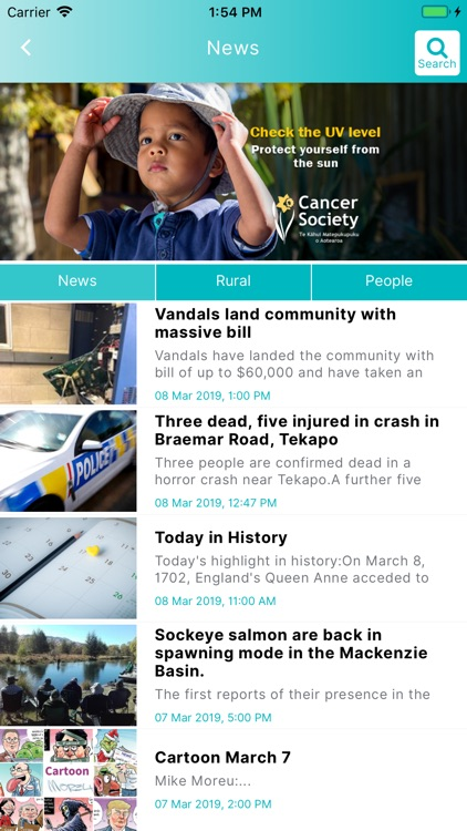 The Timaru App screenshot-1