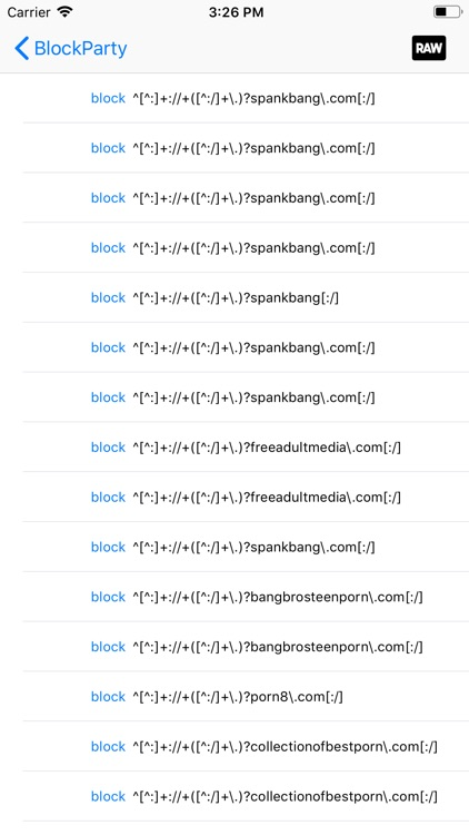 xBlock Porn Blocker Plus screenshot-3