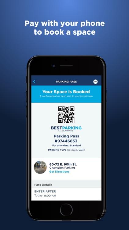 BestParking: Get Parking Deals screenshot-3