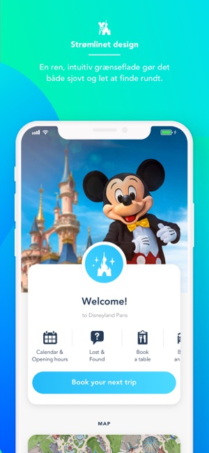 Disneyland Paris I App Store