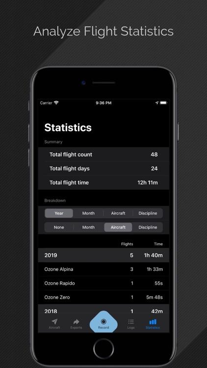 AirLogger screenshot-6