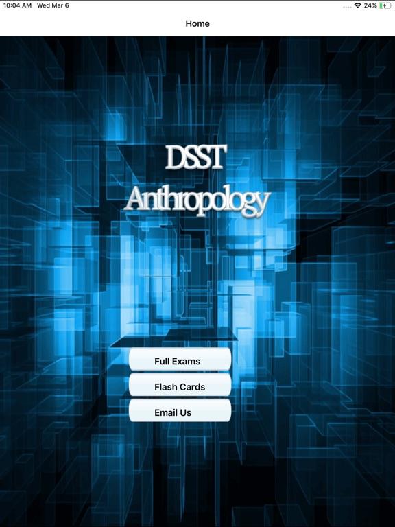 DSST Anthropology Prep screenshot 9
