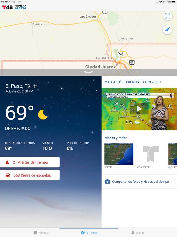 Telemundo 48 El Paso screenshot 7