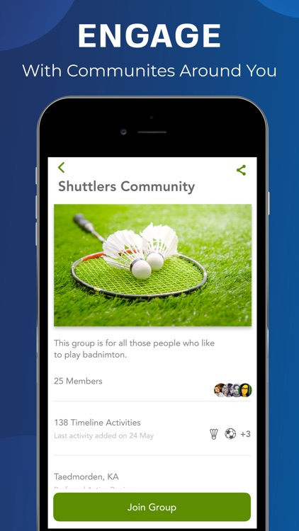 Playo: Join Sports Activities