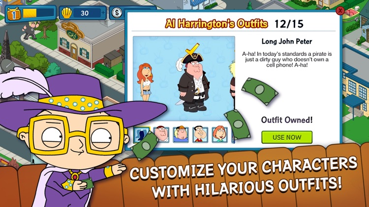 Family Guy The Quest for Stuff screenshot-3