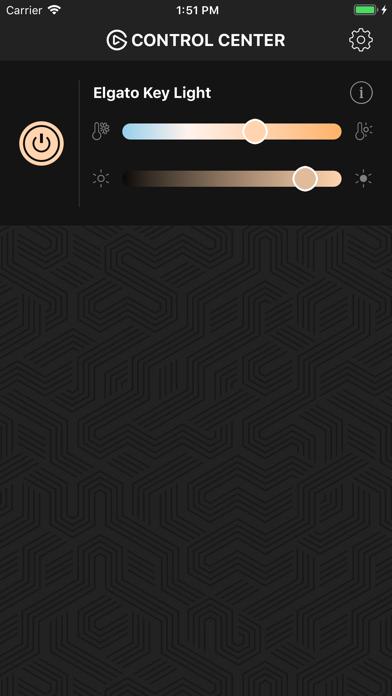 Elgato Control Center screenshot 1