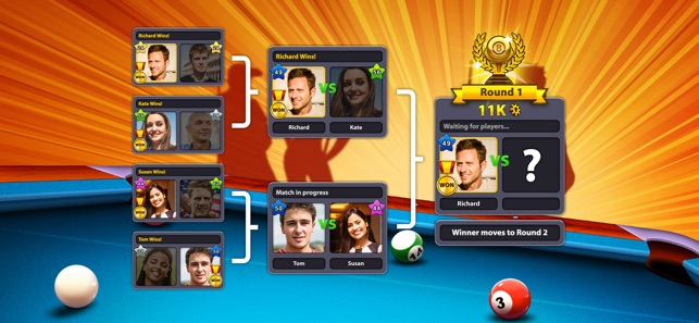 8 Ball Pool On The App Store