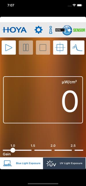 Hoya Sensor On The App Store