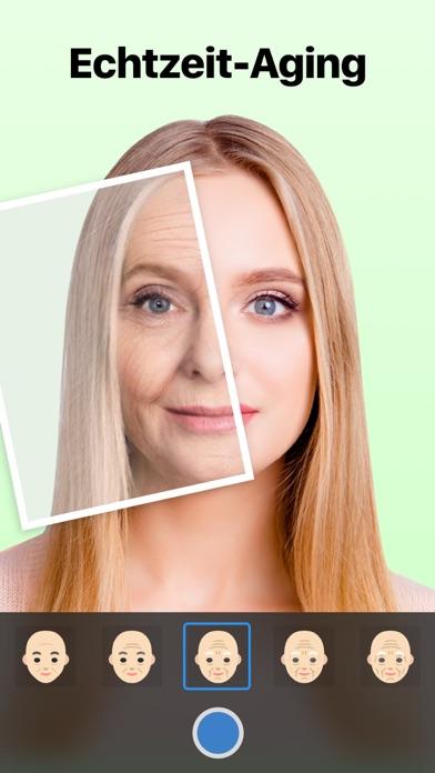 Herunterladen Z Camera - Face Aging App für Pc