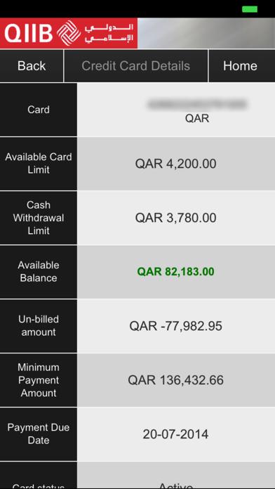 QIIB Mobile screenshot four