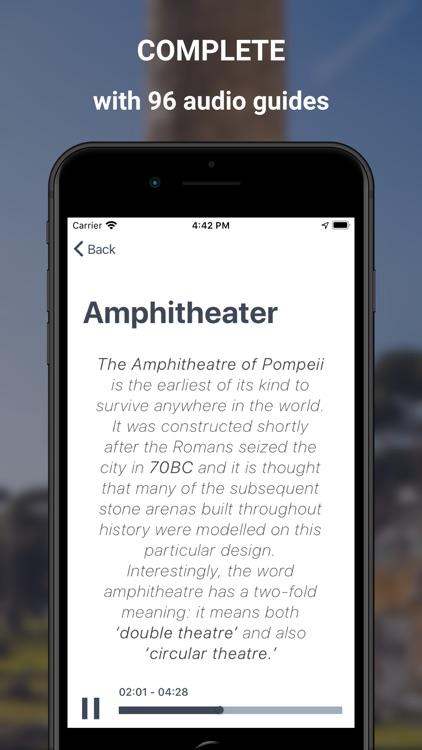 Discover Pompeii - Pompei Tour screenshot-3