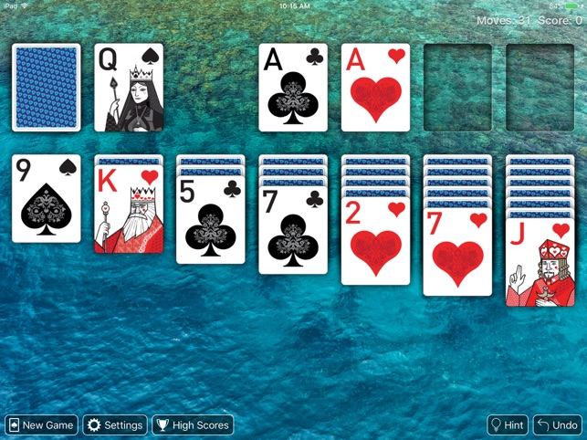 Real Solitaire for iPad on the App Store