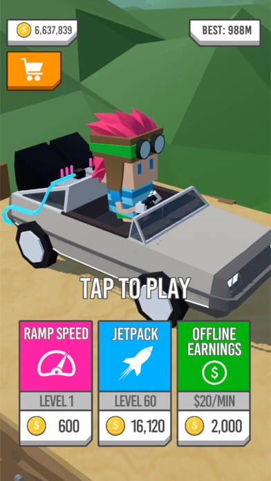 Boost Jump! screenshot 1