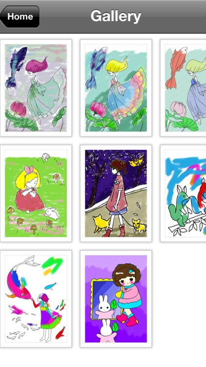 Bejoy Coloring Doodle Pad screenshot-4