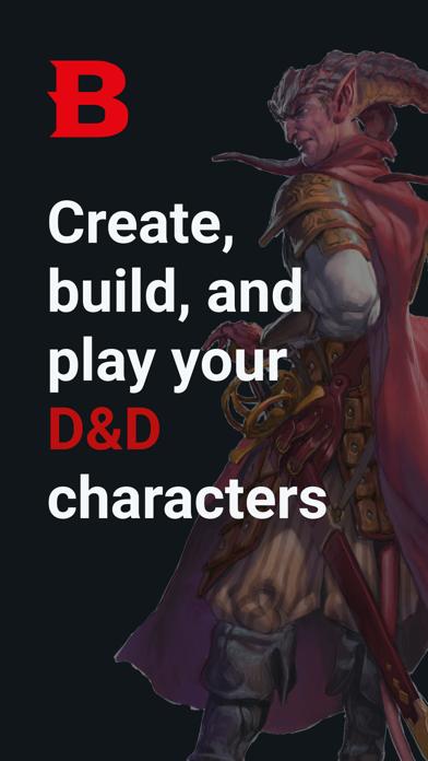 D&D Beyond Player Tools screenshot #1