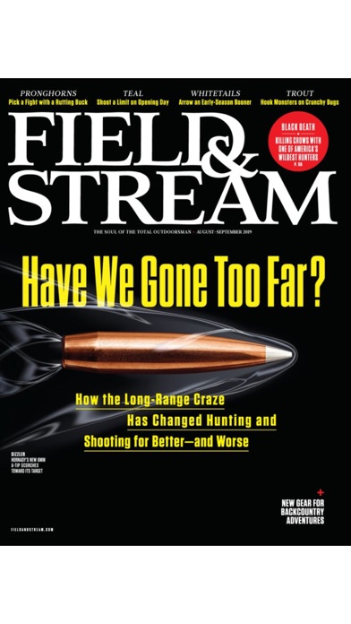 messages.download Field & Stream software