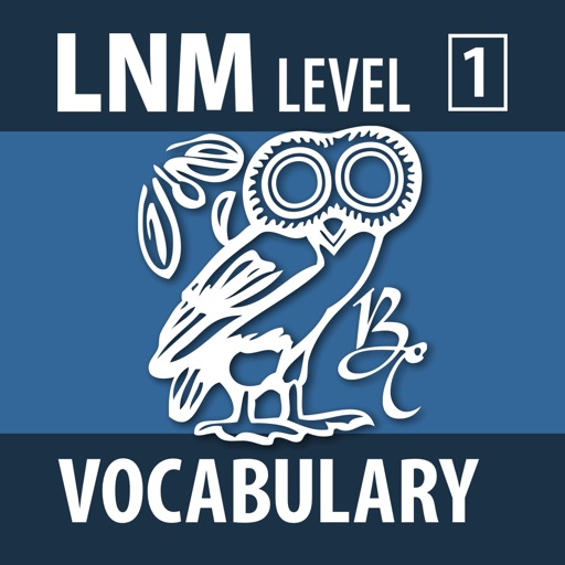 Latin for the New Millennium Level 1 Vocabulary Flashcards icon