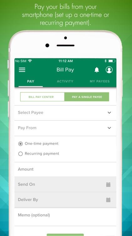 Central Bank - Mobile screenshot-3