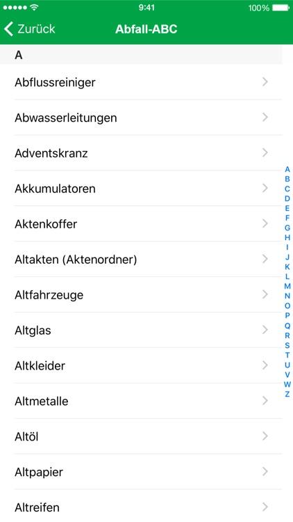 AbfallKreisRT screenshot-4