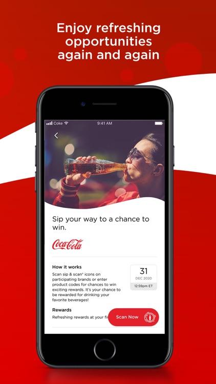 Coca-Cola® screenshot-5
