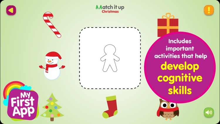 Match It Up - Christmas screenshot-4