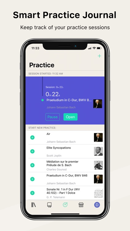 PracticeBird: Play Sheet Music screenshot-3