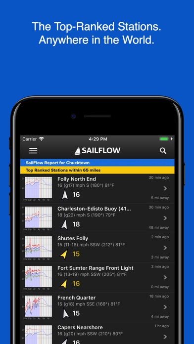 SailFlow Screenshot