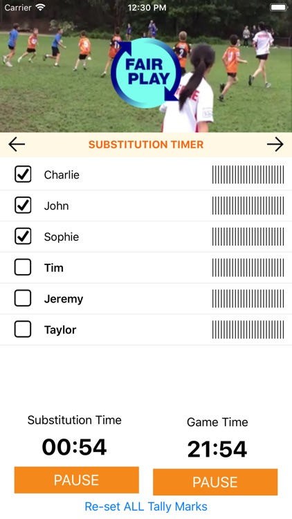 Fair Play App screenshot-3