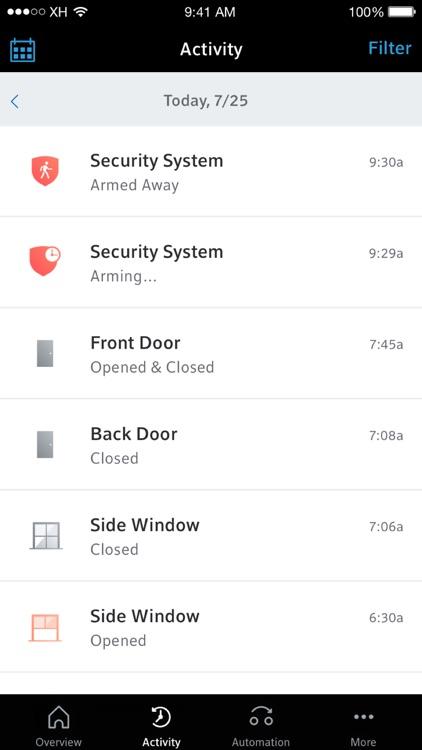 Xfinity Home screenshot-4