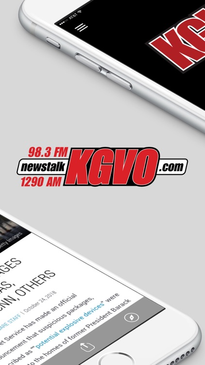 Newstalk KGVO screenshot-1