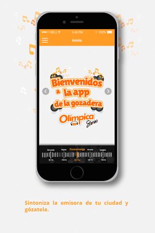 Emisora Olimpica Stereo - náhled