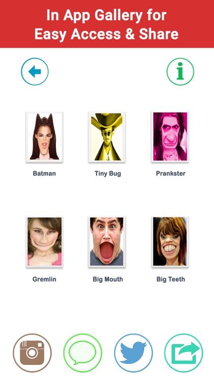 Guffaw Funny Photo Video Booth screenshot-7