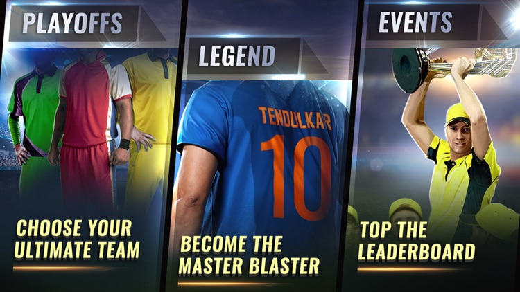 Sachin Saga Cricket Champions screenshot-5